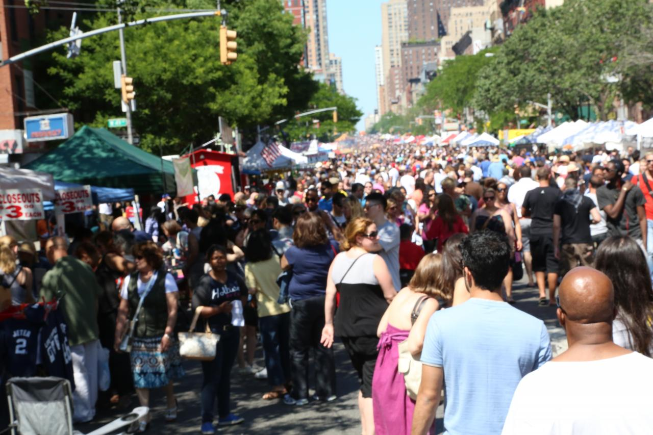 International Food Festival In   In Ny