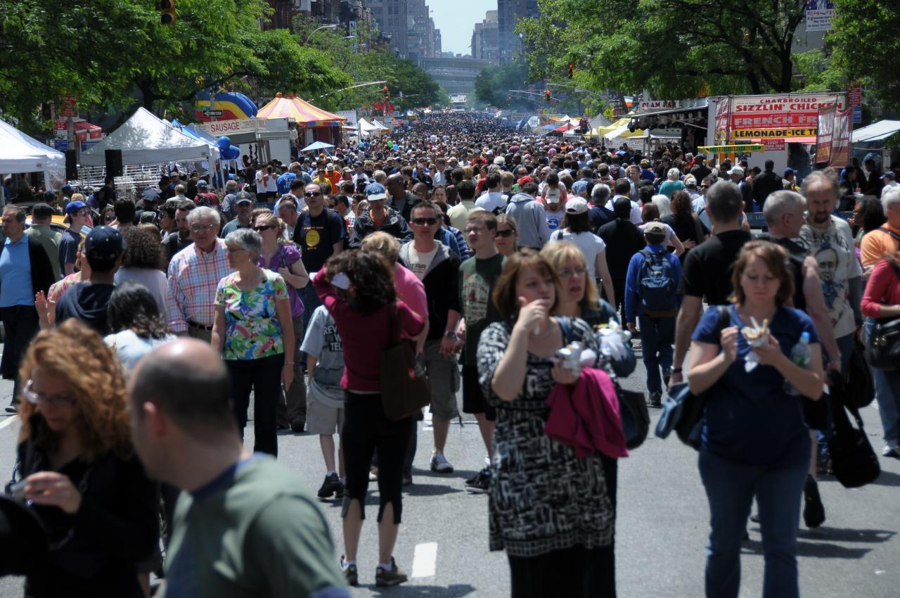Food Festival Nyc Saturday