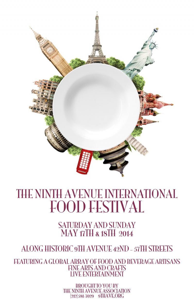 ninth avenue international food festival untitled. Black Bedroom Furniture Sets. Home Design Ideas